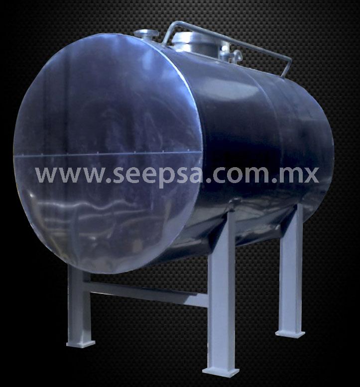 Tanques para agua helada for Tanque hidroneumatico para agua