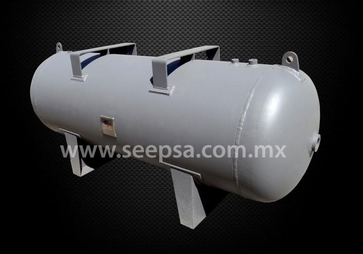 Tanques para aire comprimido for Compresor hidroneumatico